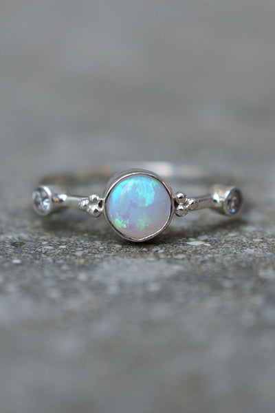 AURORA LIGHTS STERLING SILVER
