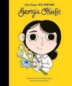 Georgia O'Keeffe: Little People, Big Dreams - Roma Gift & Gourmet