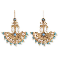 Gold Plated Mila Earring