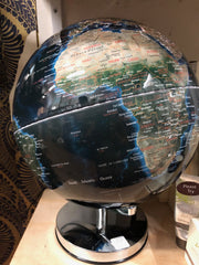 City Lights 12inch Globe Light