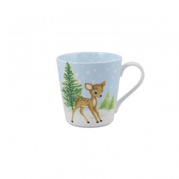 Blue Mug In The Woods - Roma Gift & Gourmet