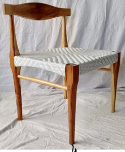 Teak Cape Town Horn Dining Chair - Roma Gift & Gourmet