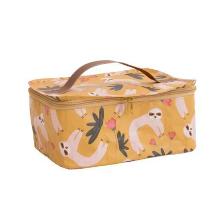 Toiletry Stash Bag Sloth - Roma Gift & Gourmet