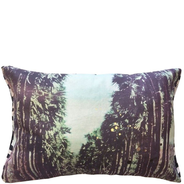 Palm Cove Cushion