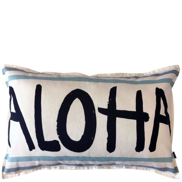 Aloha Stripe Cushion