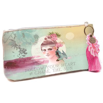 SMALL ACCESSORY POUCH-SUN CHASER