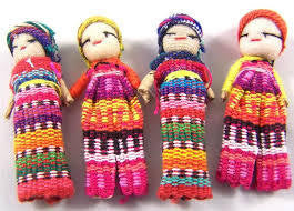 Small Worry Doll