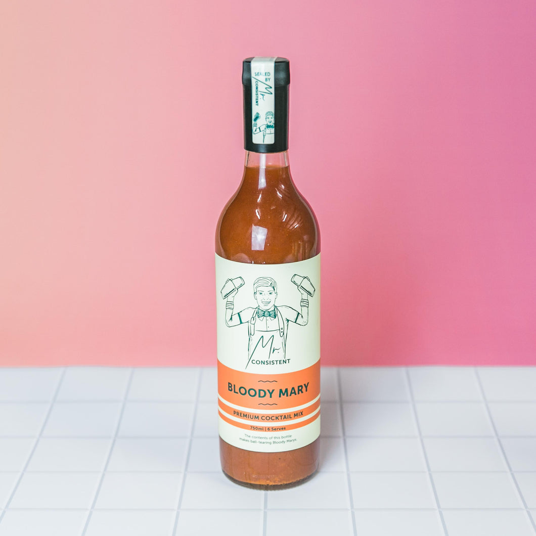 Mr Consistent - Bloody Mary Mix 750ml
