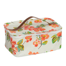 Load image into Gallery viewer, Poly Toiletry Stash Bag SOW Elma Floral - Roma Gift & Gourmet