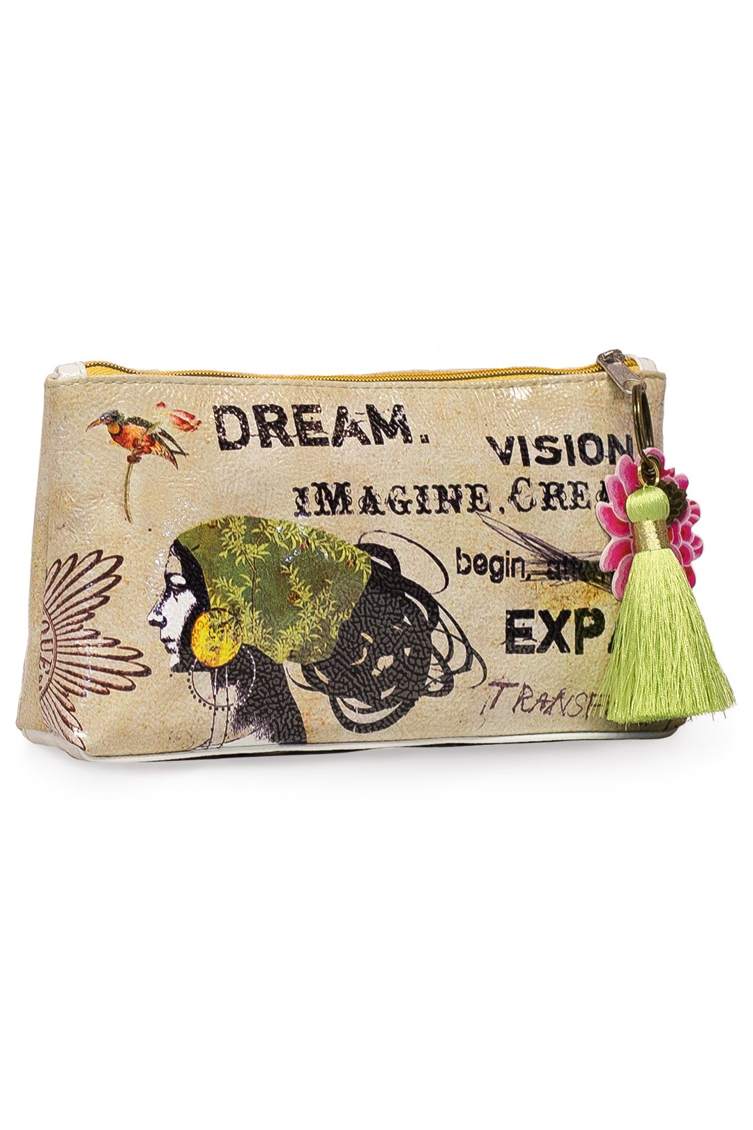 SMALL ACCESSORY POUCH-DREAM