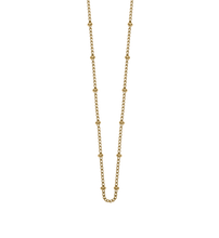 Load image into Gallery viewer, Bespoke Ball Chain 16-18'' - Roma Gift & Gourmet