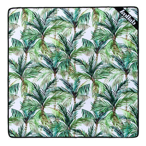 Mini Mat Green Palm 1.2x1.2m
