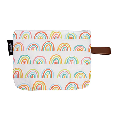 Poly Clutch Rainbows - Roma Gift & Gourmet