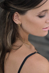 Brune Earrings