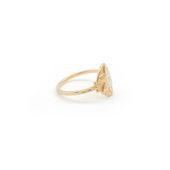 Gold Small Eternal Harmony Ring Large