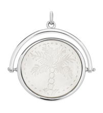 Load image into Gallery viewer, Island Palm Spinner Charm - Roma Gift & Gourmet