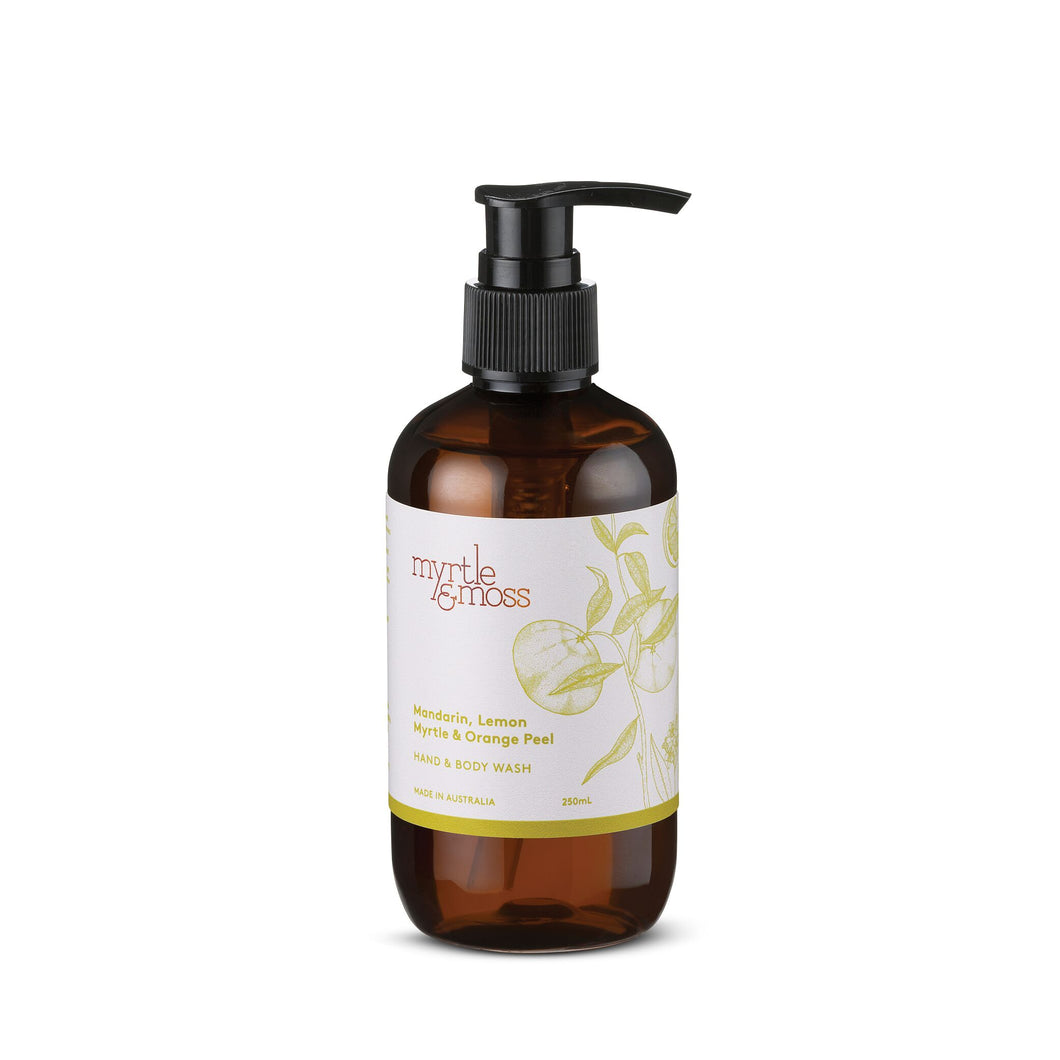 Citrus Hand & Body Wash