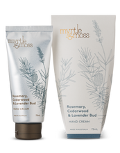 Load image into Gallery viewer, Myrtle & Moss Hand Cream - Roma Gift & Gourmet