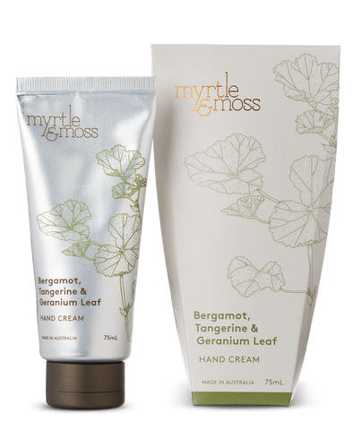 Myrtle & Moss Hand Cream - Roma Gift & Gourmet