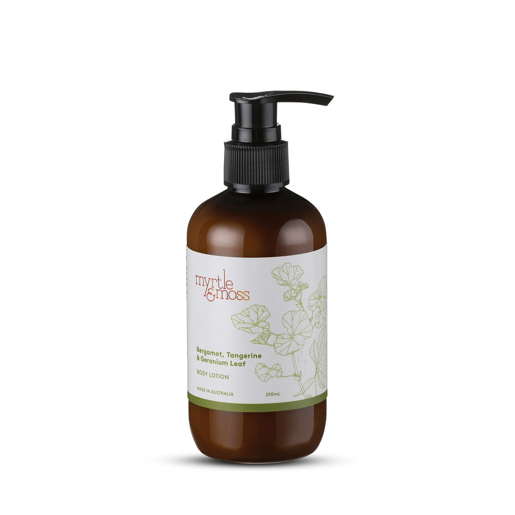 Bergamot Body Lotion