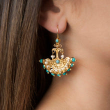 Load image into Gallery viewer, Gold Plated Mila Earring - Roma Gift & Gourmet