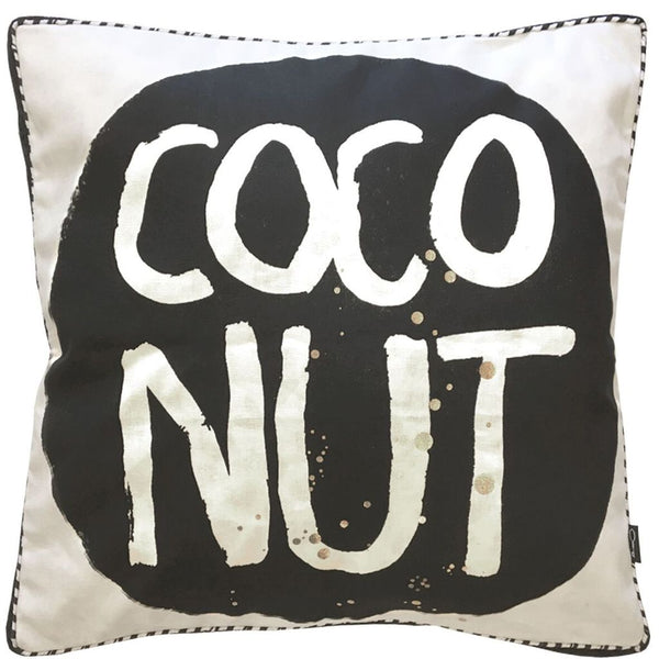 Coco Crochet Cushion