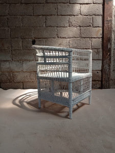 Malawi Chair Solid White