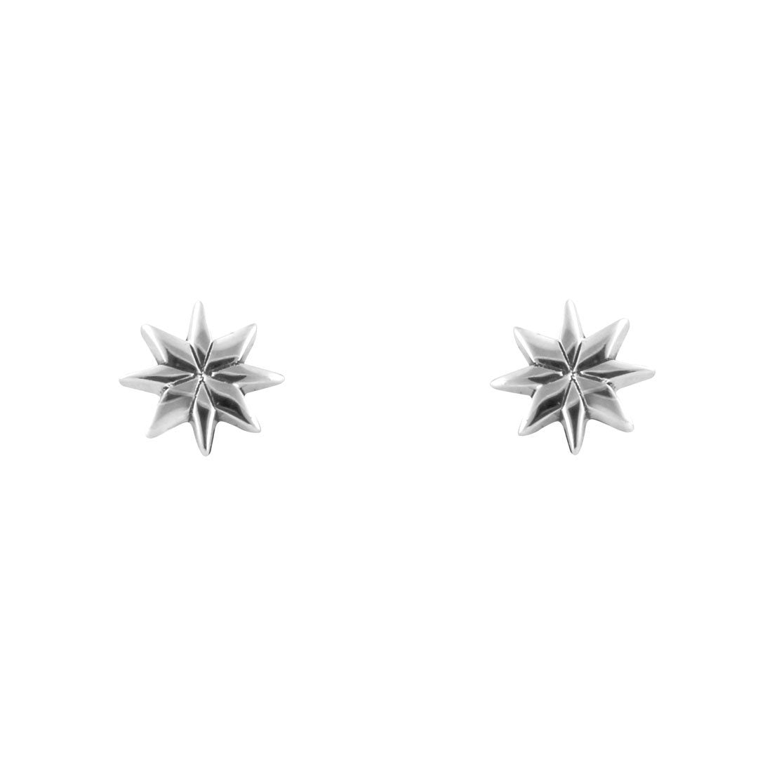 Sundial Stud Earrings