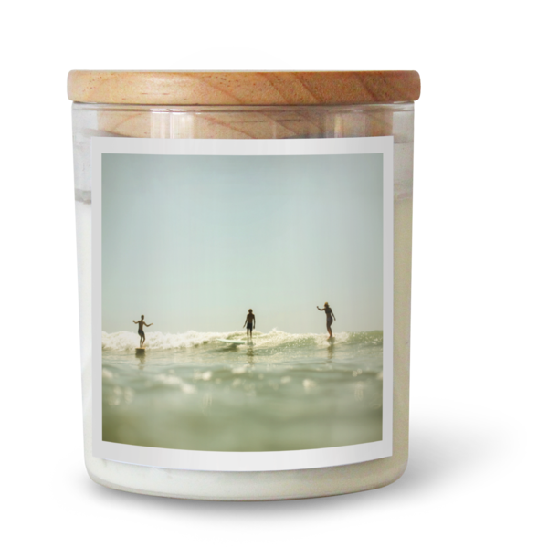 Party Wave Soy Candle - Tulum