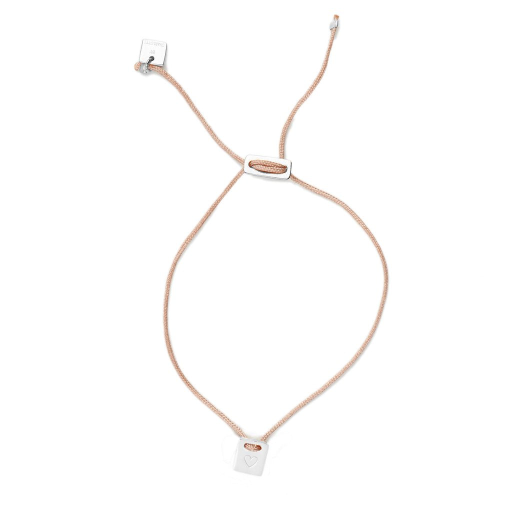 Silver Blush Be My Love Bracelet - Roma Gift & Gourmet
