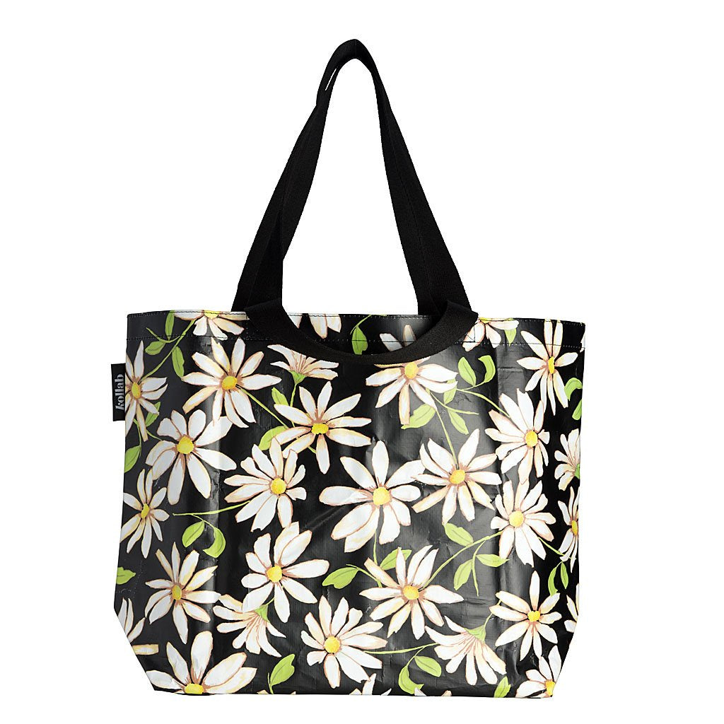 Poly Shopper Tote Daisy - Roma Gift & Gourmet