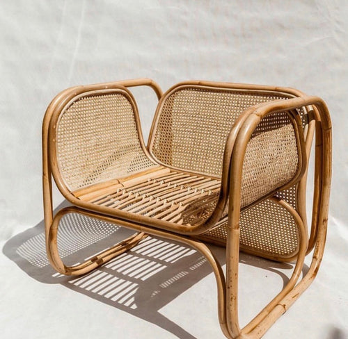 Ester Rattan Occasional Chair - Roma Gift & Gourmet