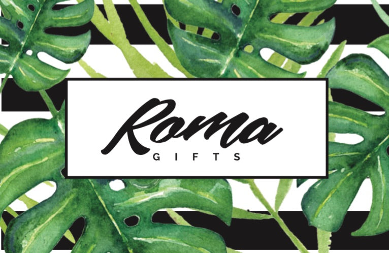 Roma Gift Card - Roma Gift & Gourmet
