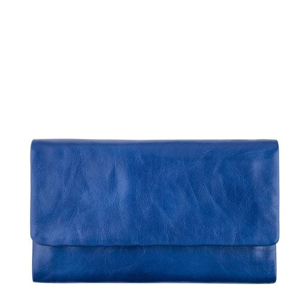 Audrey Wallet - Royal Blue