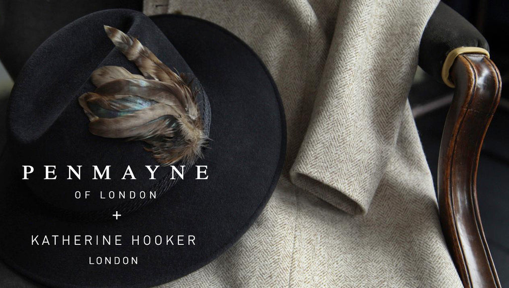 Penmayne of London and Katherine Hooker London
