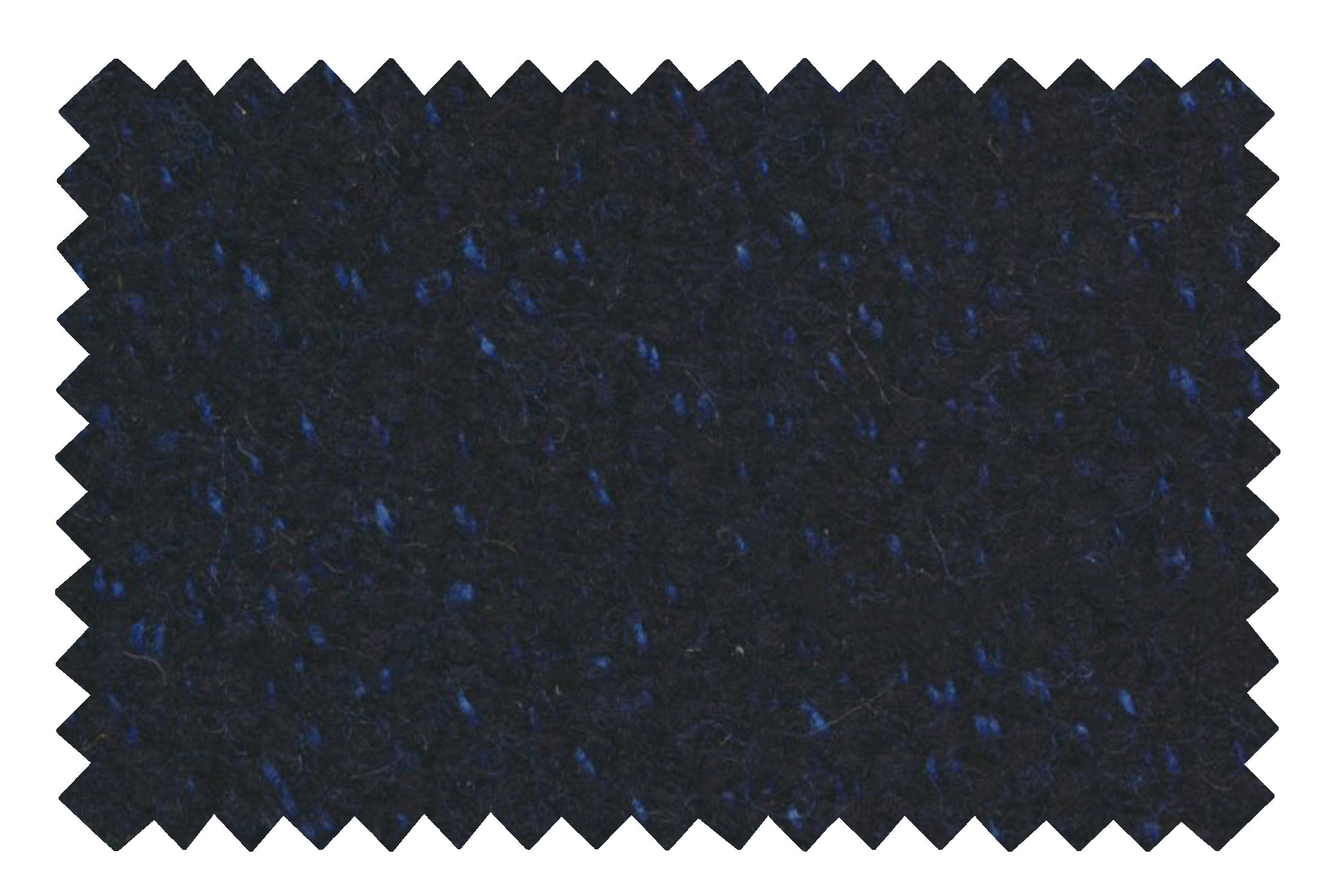 navy with sapphire fleck