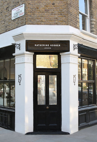 Katherine Hooker London Shop