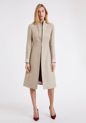 Katherine Hooker Dress Coat