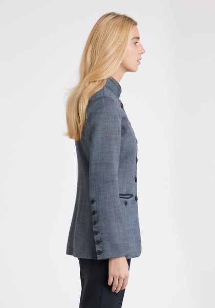 Patmos Jacket in Dark Blue