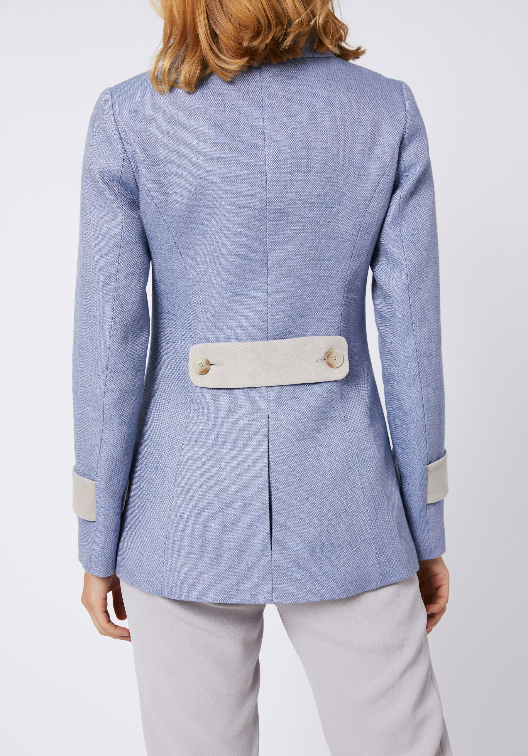 Hendre Jacket in Lilac