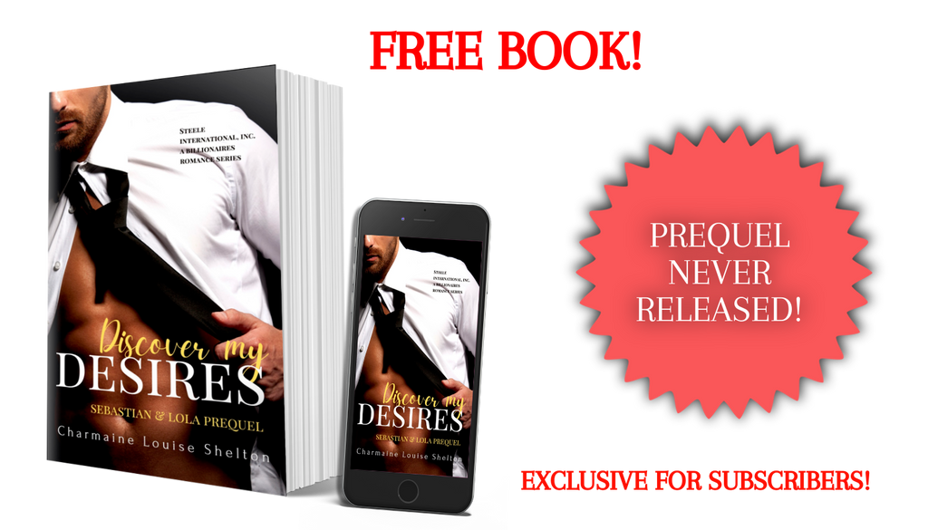 CharmaineLouise Books CLBooks Join Readers Group Receive Free Book Contemporary Romance Novels Billionaire Romance
