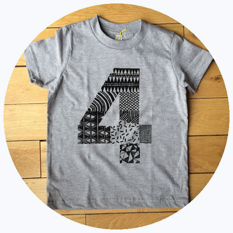 'Four To The Floor' T-Shirt