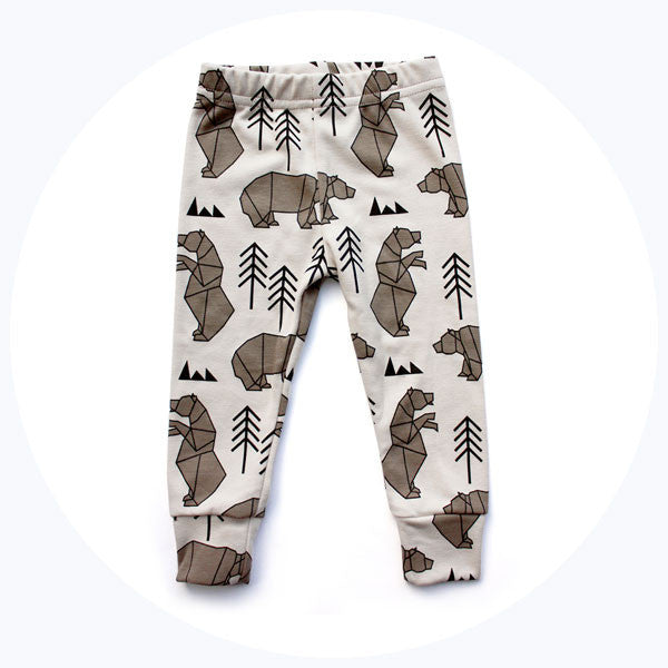 'MISTER BEAR' LEGGINGS [SALE]