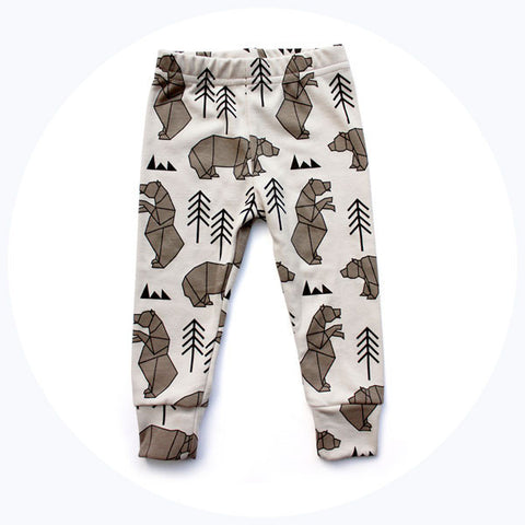 'MISTER BEAR' LEGGINGS