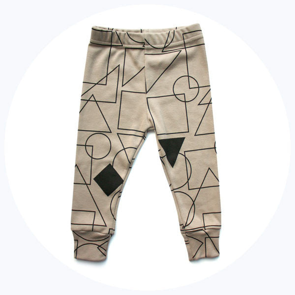 'SQUARE & THE GANG' LEGGINGS [SALE]