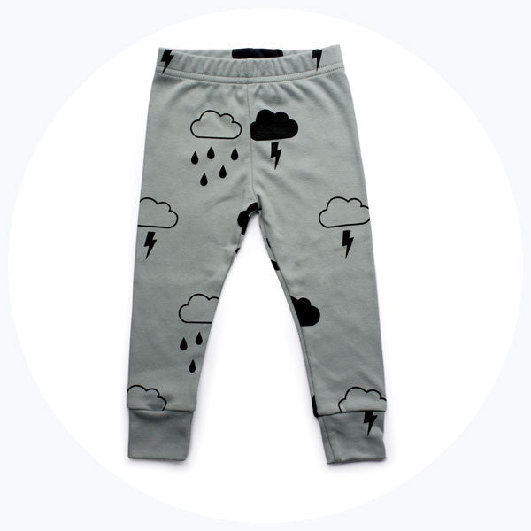 'STORM CLOUDS' LEGGINGS [SALE]