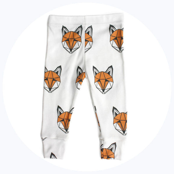 'JUST CALL ME FOX' LEGGINGS