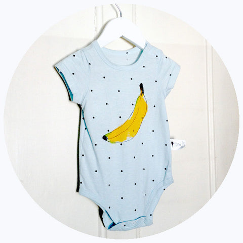 'Banana' Bodysuit [SALE]