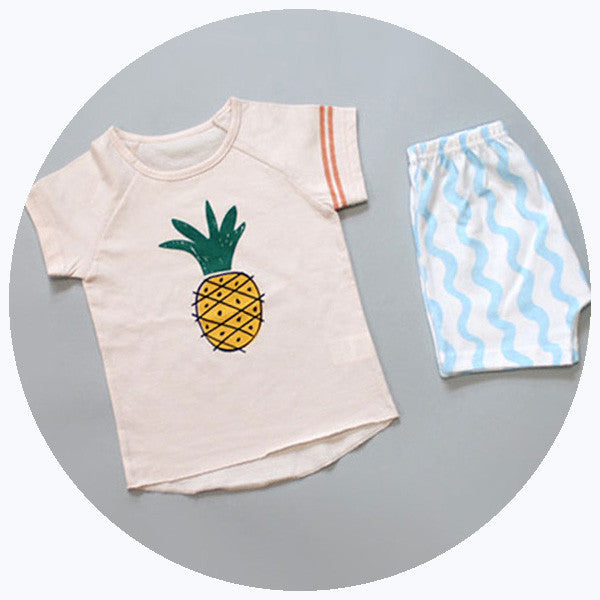 'Pineapple' Lounge Set [SALE]