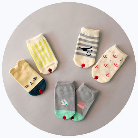 'Voyage' Socks Set [SALE]